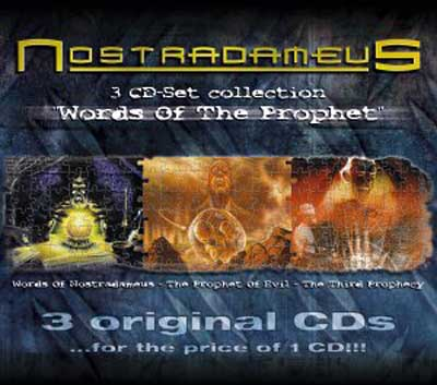Nostradameus - Words of the Prophet