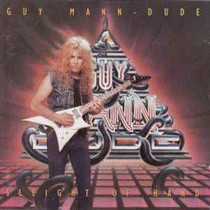 Guy Mann-Dude - Sleight of Hand