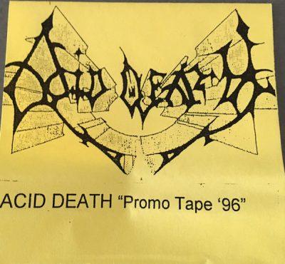 Acid Death - Promo Tape '96
