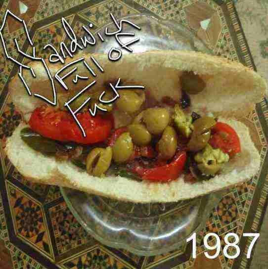 Sandwich Full of Fuck - 1987 EP