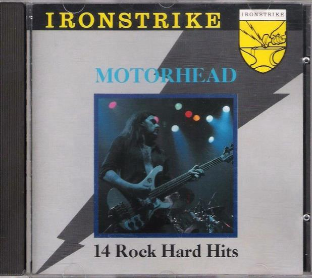 Motörhead - Ironstrike - 14 Rock Hard Hits