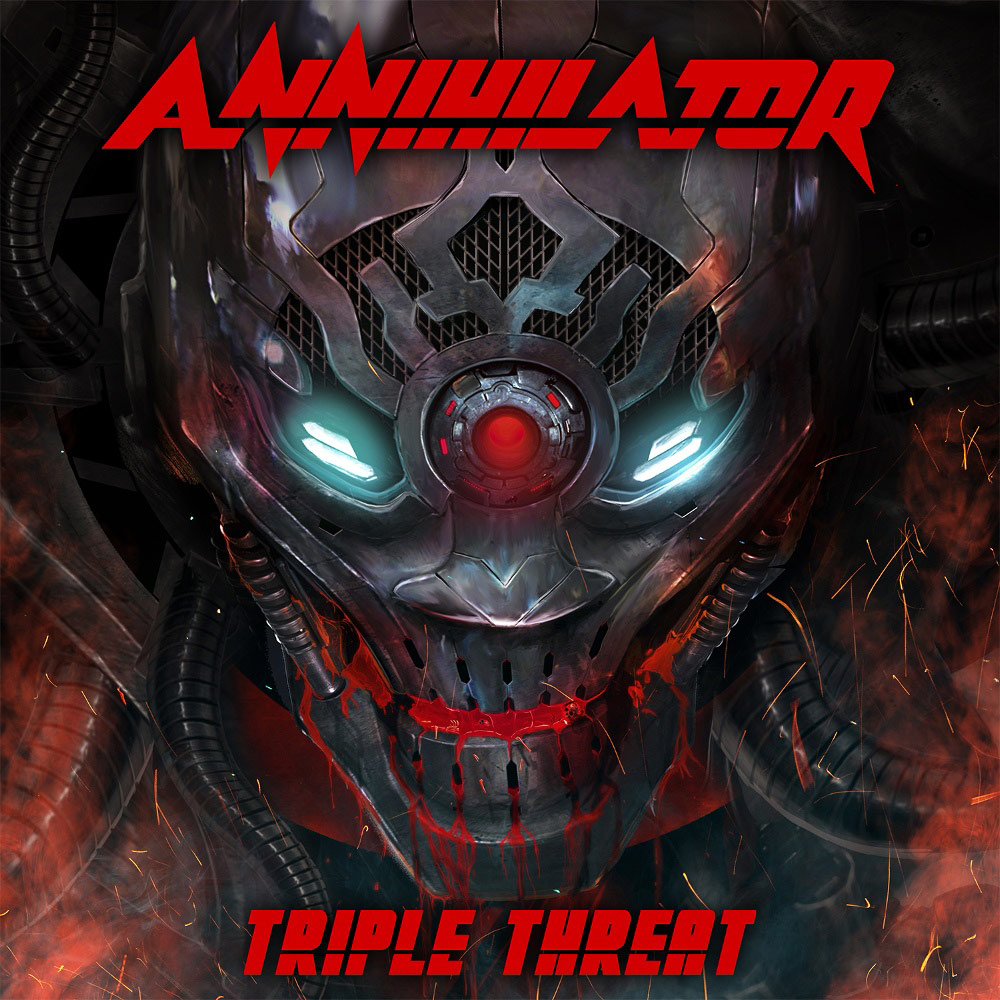 Annihilator - Triple Threat