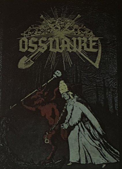 Ossuaire - La diatribe infernale