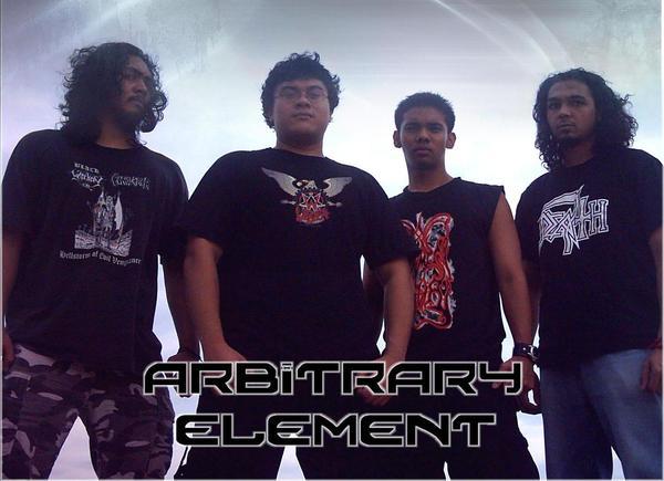 Arbitrary Element - Photo