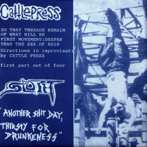 Sloth - Cattlepress / Sloth