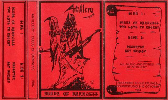 Artillery - Deeds of Darkness