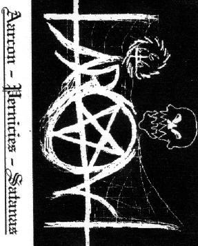 Aarcon - Aarcon - Pernicies - Satanas