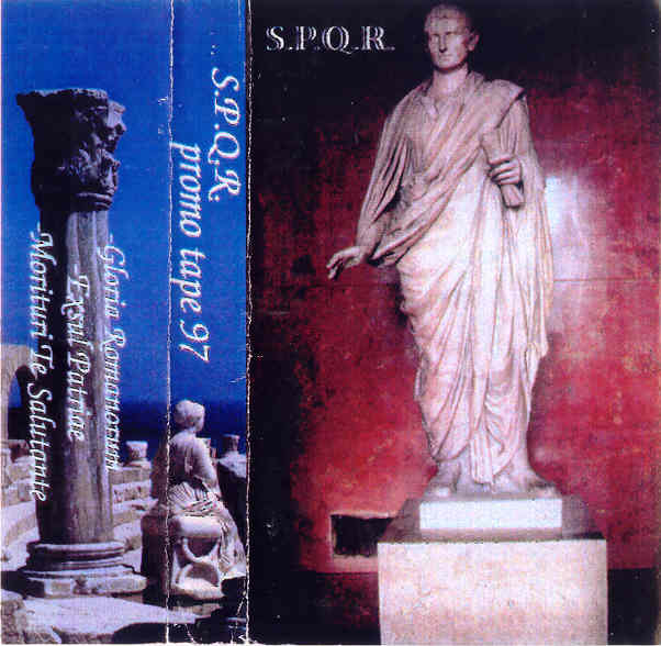 S.P.Q.R. - Promo Tape 97