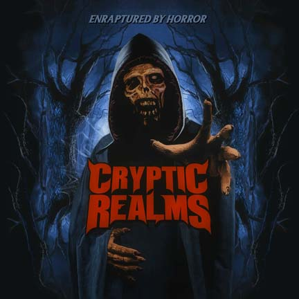 Cryptic Realms - Enraptured by Horror