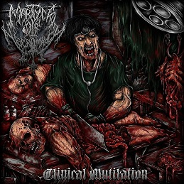 Martyrs of Necromancy - Clinical Mutilation Promo