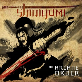 Shinigami - The Arcane Order