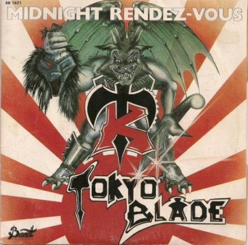 Tokyo Blade - Midnight Rendez-vous