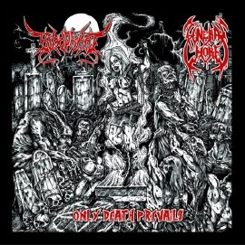Funeral Whore / Bloodfiend - Only Death Prevails