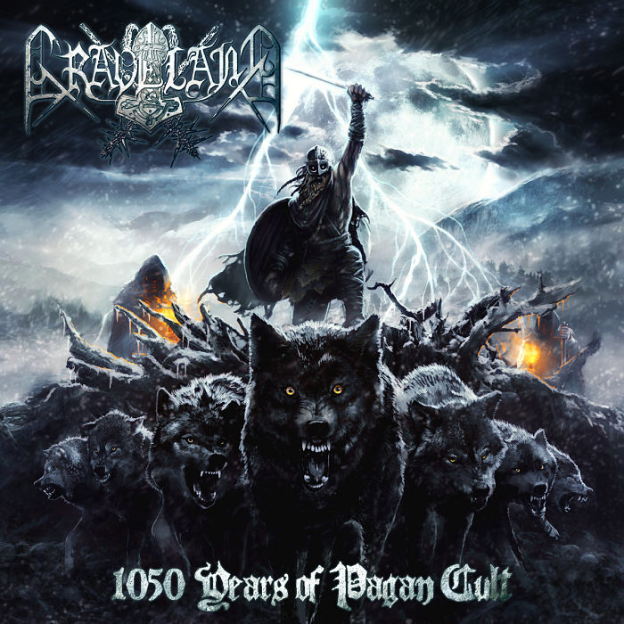 Graveland - 1050 Years of Pagan Cult