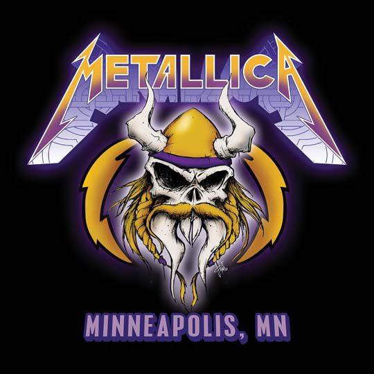Metallica - Live Metallica: Minneapolis, MN