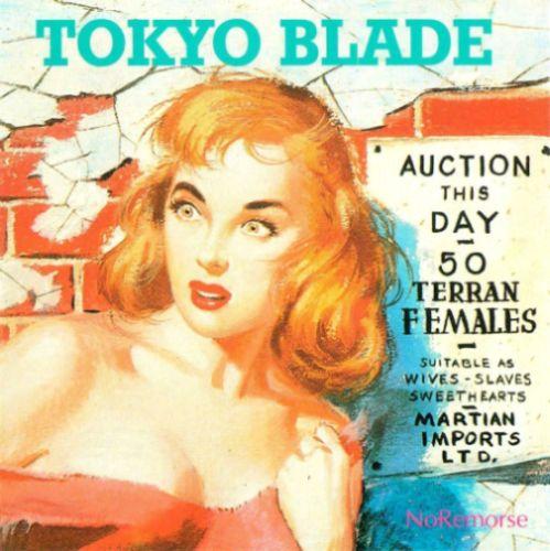 Tokyo Blade - No Remorse