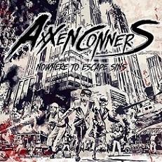 Axxen Conners - Nowhere to Escape Sins