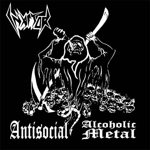 Inaftor - Antisocial Alcoholic Metal