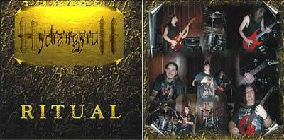 Hydrarrgyrum - Ritual