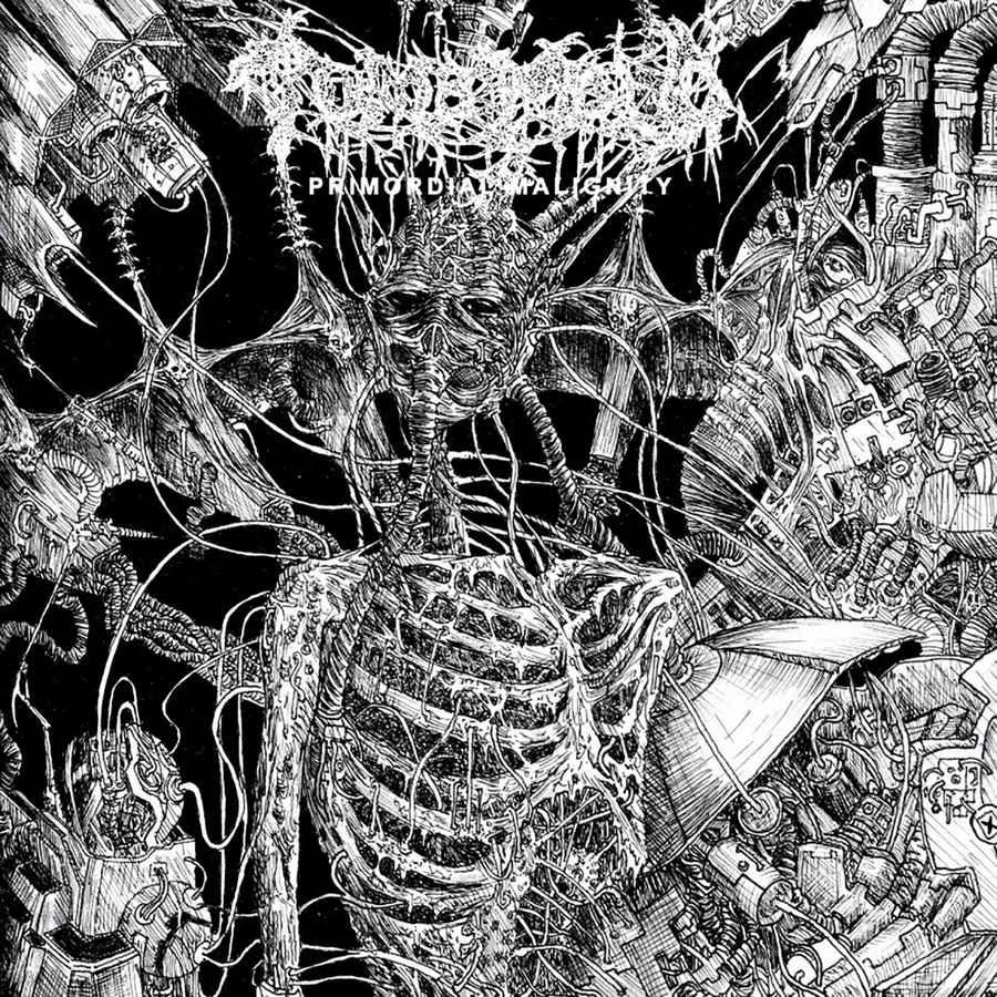 Tomb Mold - Primordial Malignity