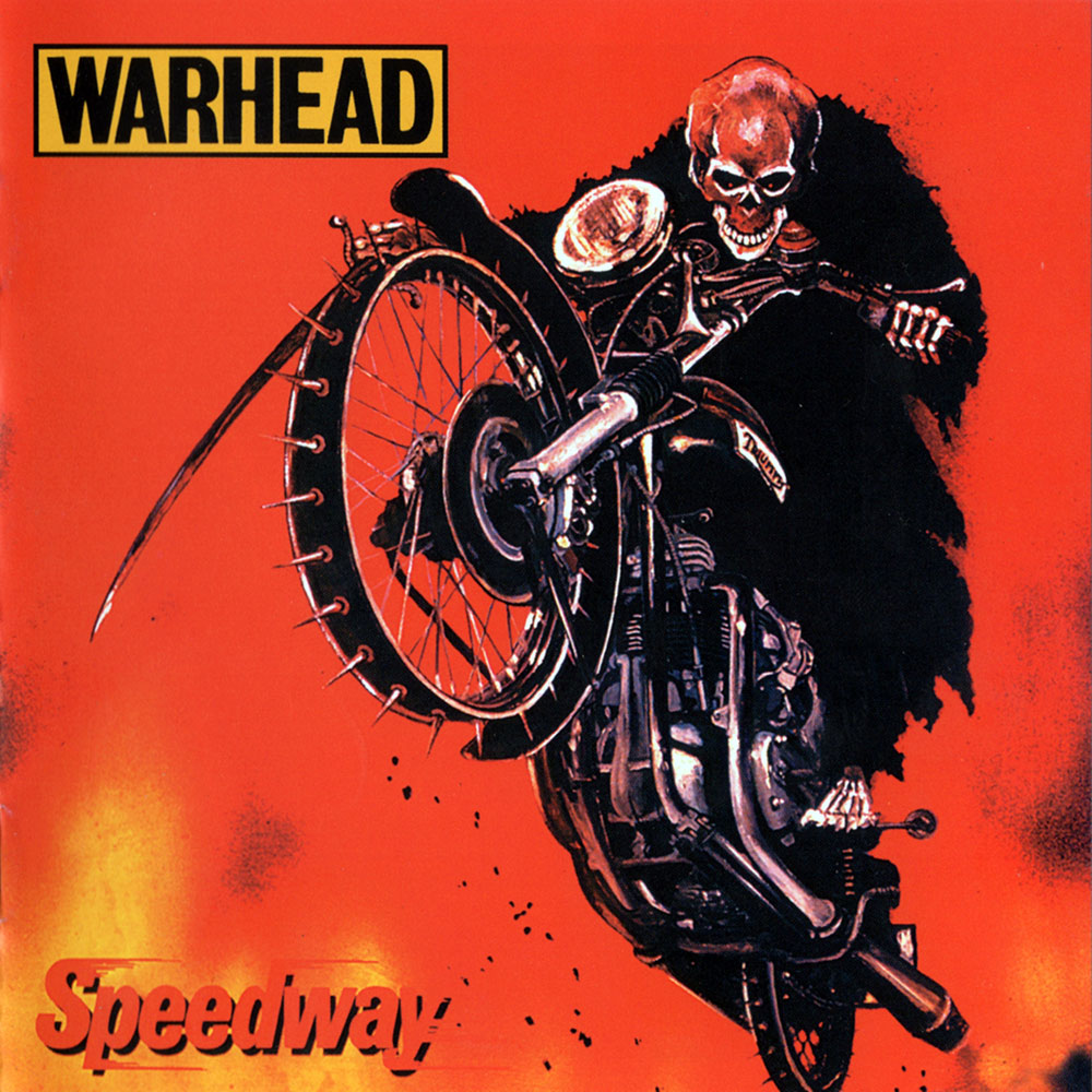 Warhead - Speedway / The Day After