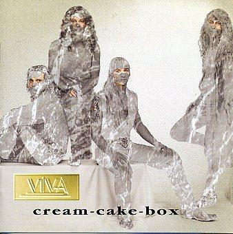 Viva - Cream Cake Box