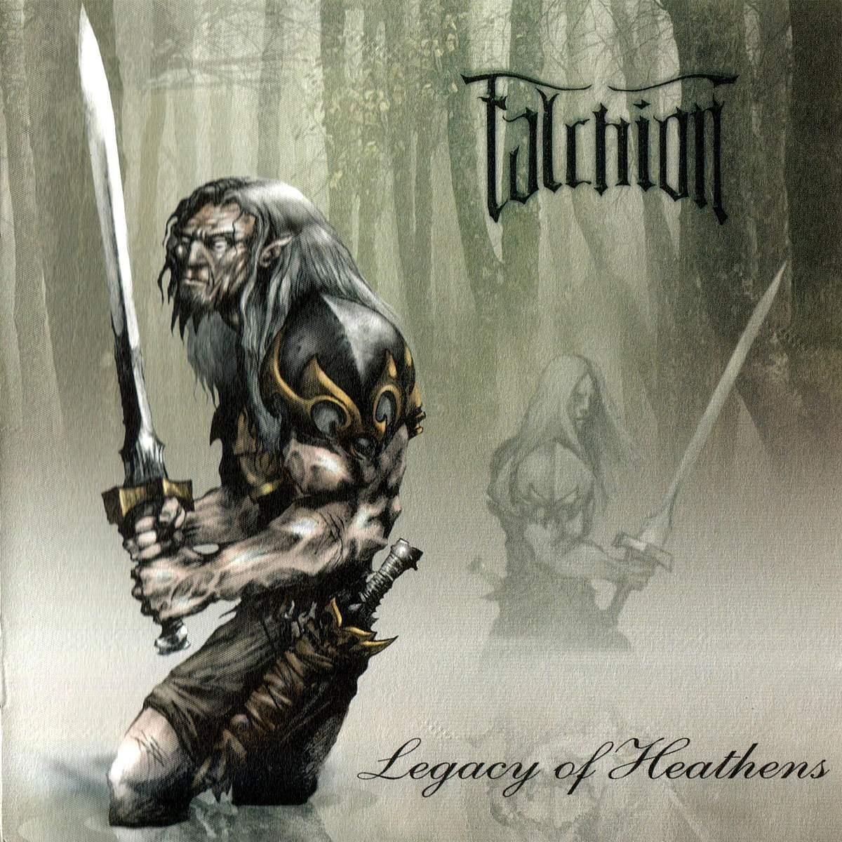 Falchion - Legacy of Heathens