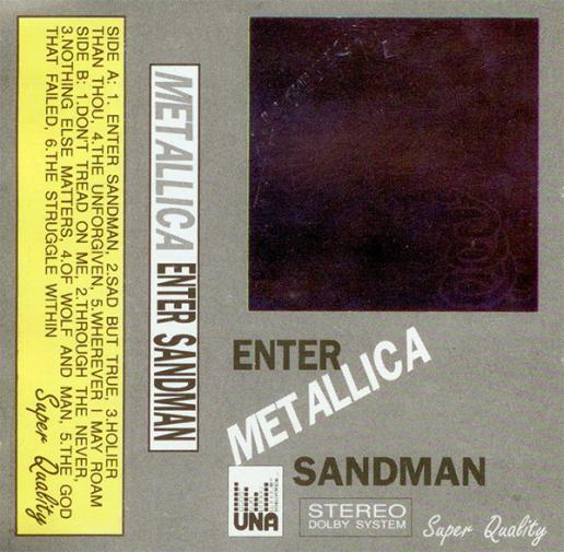 Metallica - Enter Sandman - Reviews - Encyclopaedia Metallum: The