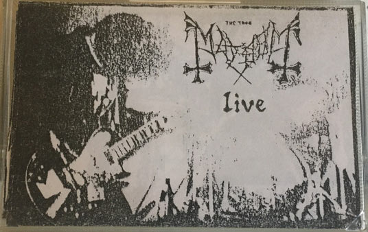 Mayhem - Live - Only Death Is Real
