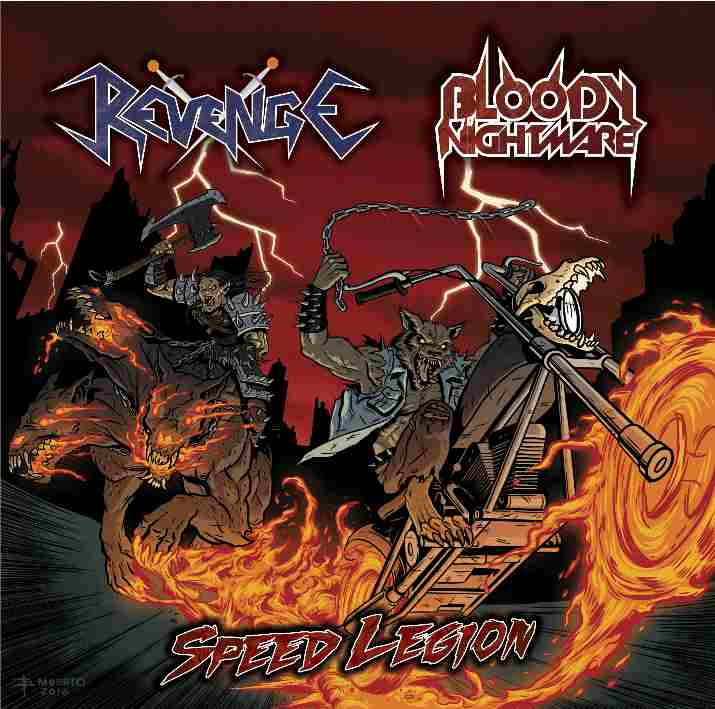 Revenge / Bloody Nightmare - Speed Legion