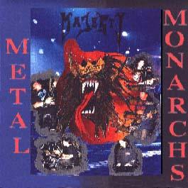 Majesty - Metal Monarchs