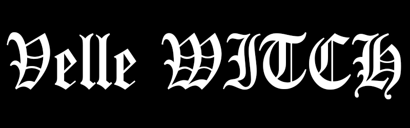 Velle Witch - Logo