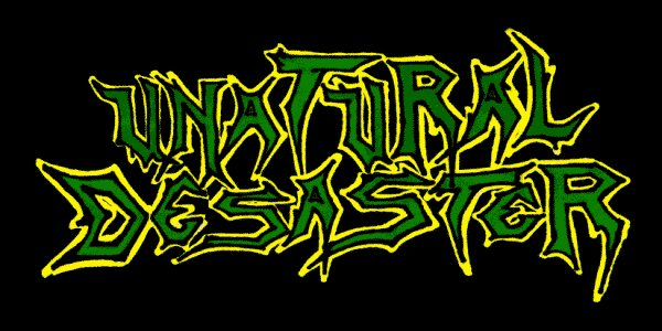 Unatural Desaster - Logo