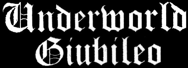Underworld Giubileo - Logo