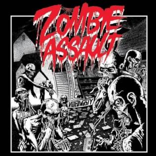 Zombie Assault!! - Video Nasty