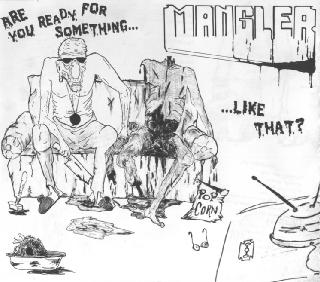 Mangler - Are You Ready for Something like That?