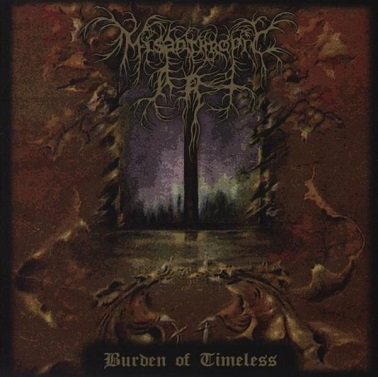 Misanthropic Art - Burden of Timeless