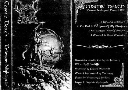 Cosmic Death - Crimson Nightgate