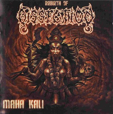 Dissection - Maha Kali