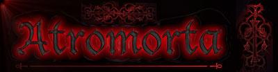 Atromorta - Logo