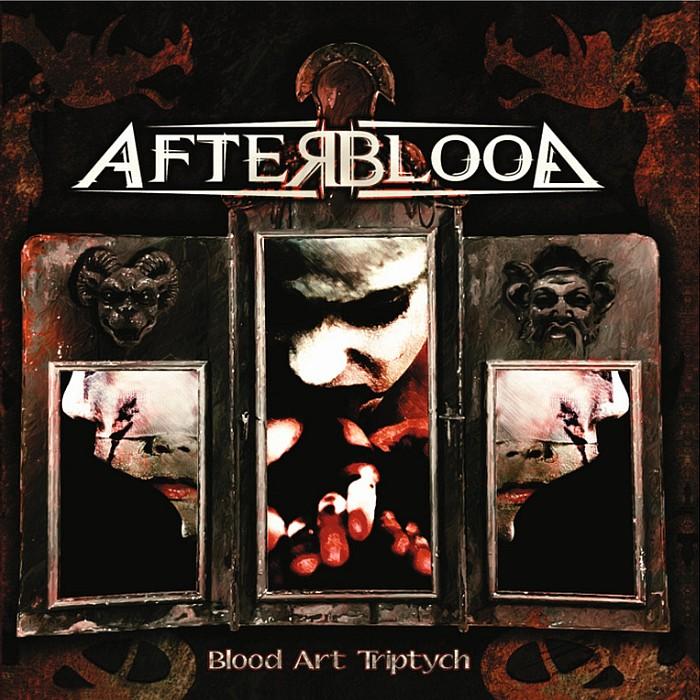 Afterblood - Blood Art Triptych