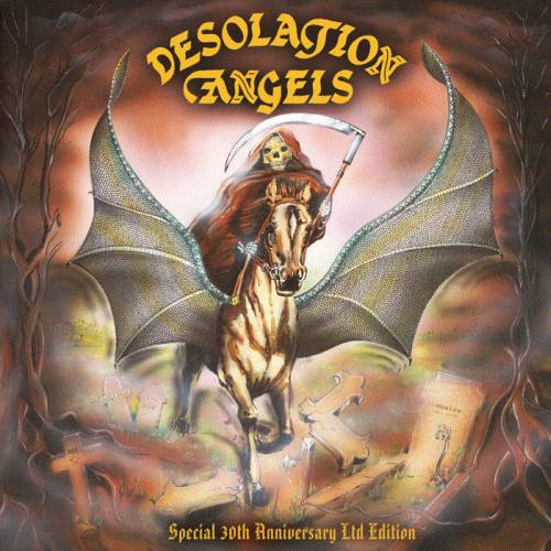 Desolation Angels - Desolation Angels Special 30th Anniversary Ltd Edition