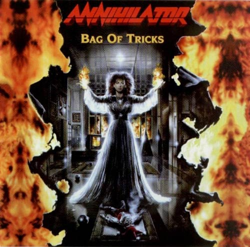 Annihilator - Bag of Tricks
