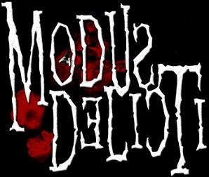 Modus Delicti - Logo