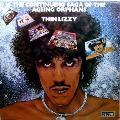 Thin Lizzy - The Continuing Saga of the Ageing Orphans
