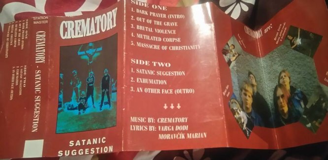 Crematory - Satanic Suggestion