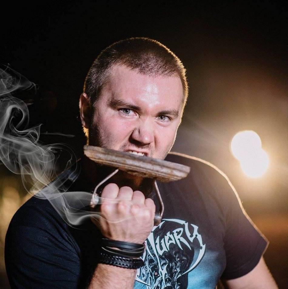 Alexey Hobbit Saprikin