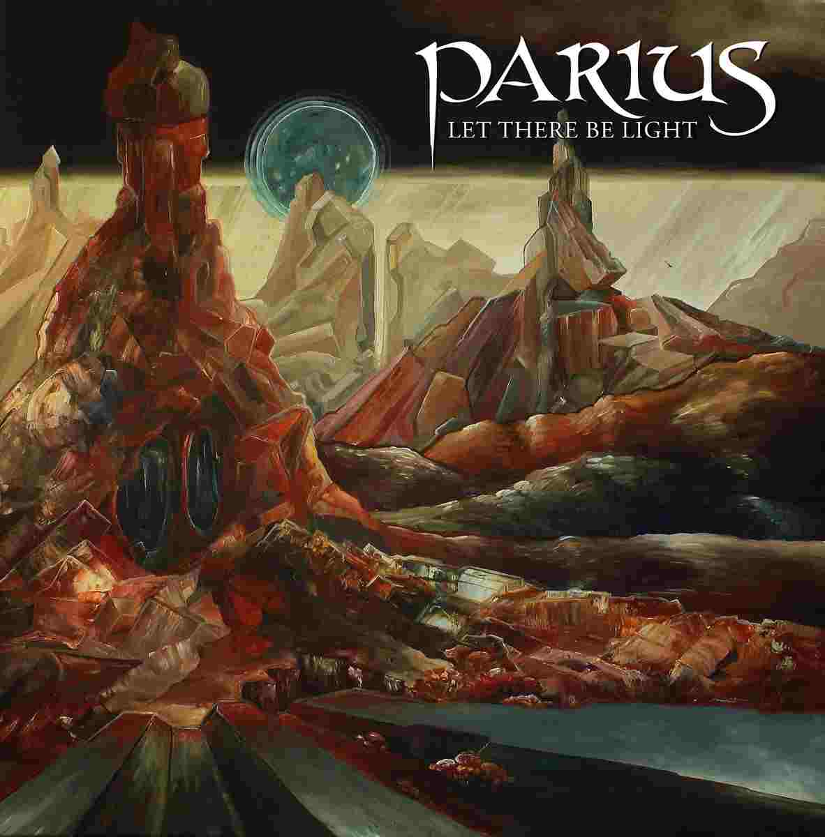 Parius - Let There Be Light
