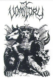 Vomitory - Promo '93