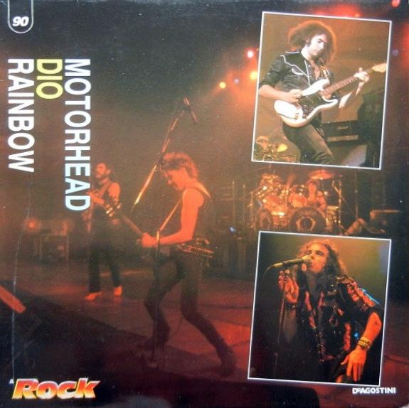 Rainbow / Dio / Motörhead - Motorhead / Dio / Rainbow